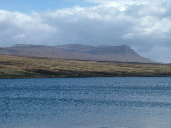Vatachan Achiltibuie Towards Ben Mor Coigach