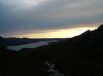 Sunset Over Loch Assynt