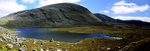 A Panorama Of Lochan A' Chnapaich And The Corrie