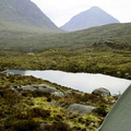 The View Over Torridon From The Tent