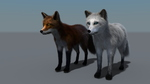 Foxes LAMH catalyzer fur