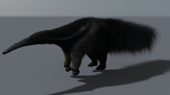 Giant Anteater LAMH Catalyzer