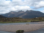 Looking North Towards An Teallach