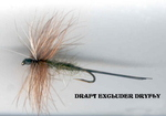 Draft Excluder Dry Fly