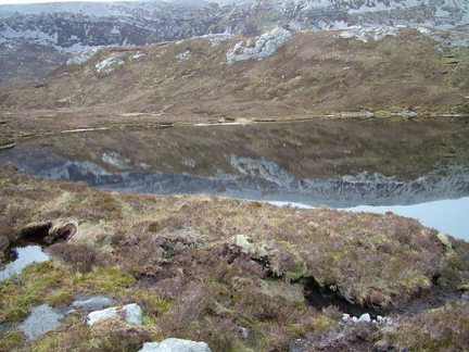 Fiddle Loch, Tent And Beinne Uidhe
