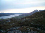 Loch Assynt And Quinag